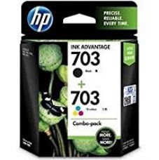 HP F6V32AA Combo Ink Cartridge (Black/Tri-Color) for Rs. 1,322