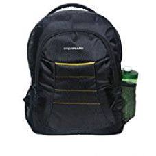 Impressilo Imp003 15.6-inch Laptop Backpack (Black) for Rs. 324