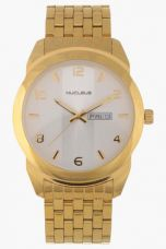 Get 51% off on X NUCLEUSAnalog Watch for Formal & Casual Wear for Men NSGGSDD    NUCLEUS Analog Watch for Formal & Casual Wear for Men NSGGSDD    ...       Rs 6500 Rs 3185  (51% Off)         Size: FS