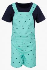 Buy X LIFEBoys Printed Dungaree     LIFE Boys Printed Dungaree     ...       Rs 1299 Rs 546  (58% Off) from ShoppersStop