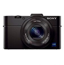 Sony Cyber shot DSC-RX100M2 20.2MP Digital Camera with Bag (Black) for Rs. 39,091