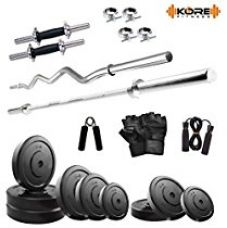 Kore 20KG Combo 2-WB Home Gym for Rs. 1,724