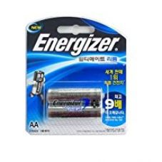 Energizer Lithium Battery Ultimate L91BP2 'AA' for Rs. 699