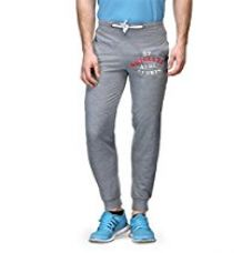 Buy TSX Men's Cotton Rich Graphic Printed Trackpant from Amazon
