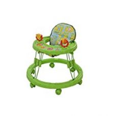 Buy Mothertouch Chikoo Round Walker (Green) from Amazon