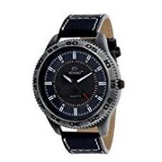 Buy ADAMO BIKER Men's Wrist Watch AD37NL02 from Amazon