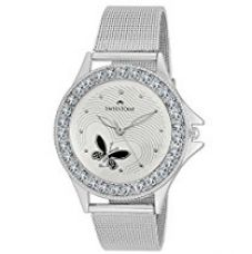 Swisstone Analogue White Dial Women Watch-VOGLR501-WHT-CH for Rs. 397