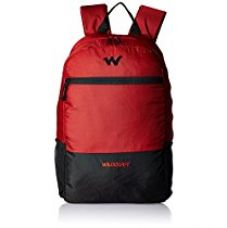 Buy Wildcraft Turnaround Polyester 20 Ltrs Red Laptop Bag (8903338054672) from Amazon