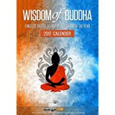 Buy Wisdom Of Buddha Wall Calendar 2017 By Tallenge, Collection Of Timeless Motivational Quotes To Inspire You Throughout The Year from Amazon