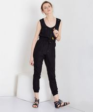 Yepme Clea Jumpsuit - Black for Rs. 699