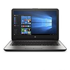 Buy HP 14-AR002TU 14-inch Laptop (Core i3-5005U/4GB/1TB/Windows 10 Home/Integrated Graphics), Turbo Silver from Amazon