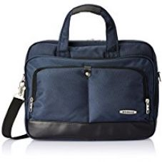 Buy Aristocrat Polyester Blue Laptop Bag (SLCARLPEBLU) from Amazon
