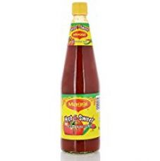 Buy Maggi Sauce - Hot and Sweet Tomato Chilli, 1 kg Bottle from Amazon