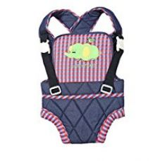 Mothertouch Baby Carrier (Blue/Red) for Rs. 420