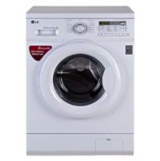 LG 6 kg Fully-Automatic Front Loading Washing Machine (FH0B8NDL22, Blue White) for Rs. 28,200