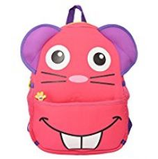 Pink tiger kids school bags for kids (Pink) for Rs. 618