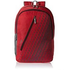 Safari 25 Ltrs Red Casual Backpack (Seesaw-Red-CB) for Rs. 800
