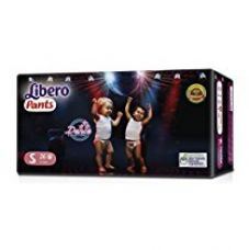 Buy Libero Small Size Diaper Pants (26 Pieces) from Amazon