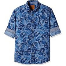 Buy RIG Men's Casual Shirt from Amazon