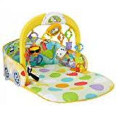 Fisher Price 3 in 1 Convertible Car Gym, Multi Color for Rs. 4,209