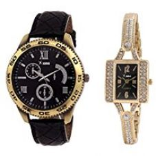 Buy Xeno Analogue Black Dial Men'S And Women'S Watch Zd000325-270 from Amazon