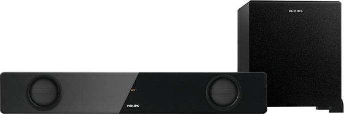 Get 58% off on Philips IN- HTL1041/94 Bluetooth Soundbar  (2.1 Channel)
