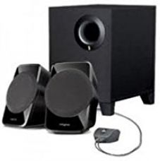 Creative SBS A-120 2.1 Multimedia Speaker System (Black) for Rs. 1,743