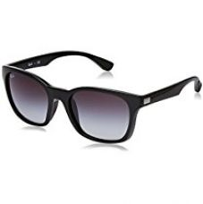 Ray-Ban Gradient Square Men's Sunglasses (601/8G|56.4 millimeters|Grey Gradient) for Rs. 5,800