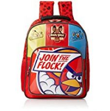 Buy Angry Birds Red Children's Backpack (EI - AB0073) from Amazon