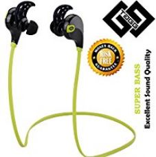 Buy TAGG® T-07 Wireless Sports Bluetooth Headset Headphones with Mic || Sweatproof Earbuds, Best for Running,Gym || Noise Cancellation || Stereo Sound Quality || Compatible with Iphones, IPads, Samsung and other Android Devices from Amazon