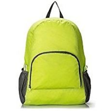 Buy Insasta Foldable Lightweight Waterproof Travel Backpack Bag Sports & hiking and picnic Bag color Green from Amazon
