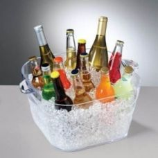 Get 33% off on Polystyrene Big Square Party Tub