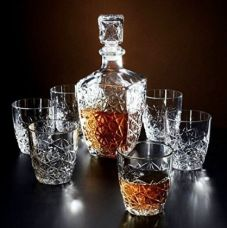 Buy Dedalo Decanter with Stopper from Hopscotch