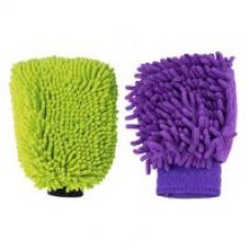 Buy Microfibre Cleaning Gloves (Set Of 2 Pcs) from ShopClues