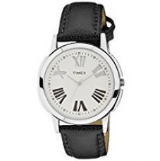 Buy Timex Analog Silver Dial Men's Watch - TW002E118 from Amazon
