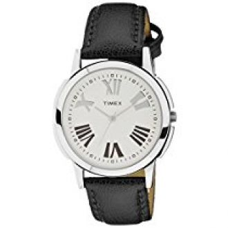 Buy Timex Classics Analog Silver Dial Men's Watch-TW002E118 from Amazon