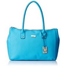 Buy Cathy London Women's Handbag (Turquoise, Cathy-197) from Amazon