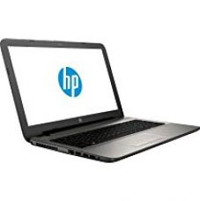 Buy HP 15-AF006AX 15.6-inch Laptop (AMD A8-7410/4GB/500GB/2GB Graphics/DOS), Turbo Silver from Amazon