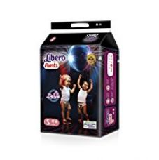 Buy Libero Small Size Diaper Pants (48 Pieces) from Amazon