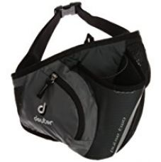 Buy Deuter Nylon 1 ltr Granite and Black Waistpack (4046051010069) from Amazon