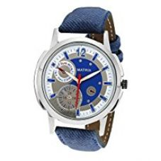 Matrix Analog Multi Colour Dial Men's Watch-CH9-BLU for Rs. 999