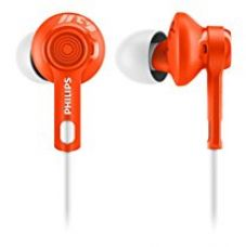 Philips SHQ2300OR/00 ActionFit Sports Headphones (Orange) for Rs. 949