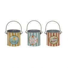 Buy Single Emily Tin Bucket With Handle for Rs. 1,119