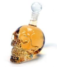 Buy Skull Decanter from Hopscotch