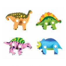 Dinosaur Puzzle Eraser Assortment of 4 for Rs. 759