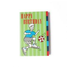 Buy Kids Print Happy Birthday Football Print Foldable Gift Tags Set Of 5 from Hopscotch