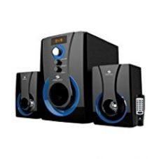 Zebronics SW2490 RUCF 2.1 Channel Multimedia Speakers for Rs. 1,380