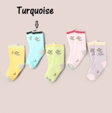 Fast Feet 13 F/L - Turquoise for Rs. 100