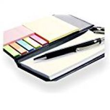 COI Memo Note Pad / Memo Note Book With Sticky Notes & Clip Holder In Diary Style for Rs. 259
