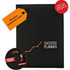 Buy I Can-I Will Weekly Monthly Yearly Success Planner 2017 Diary Organizer (FSP17PB) from Amazon